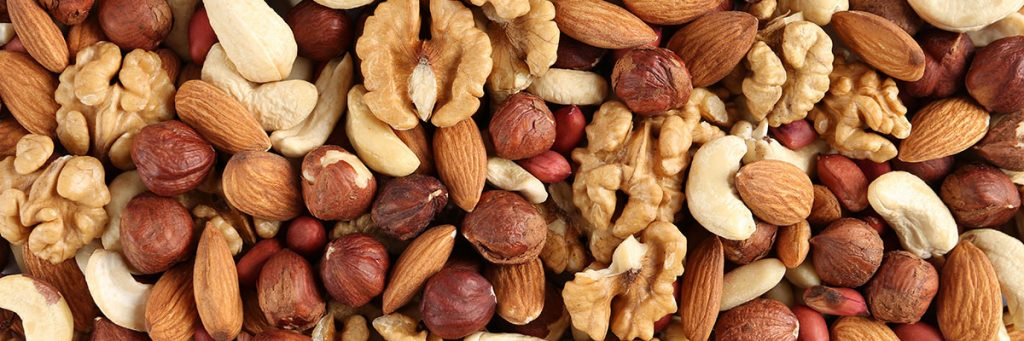 VacQPack Commodities General Nuts