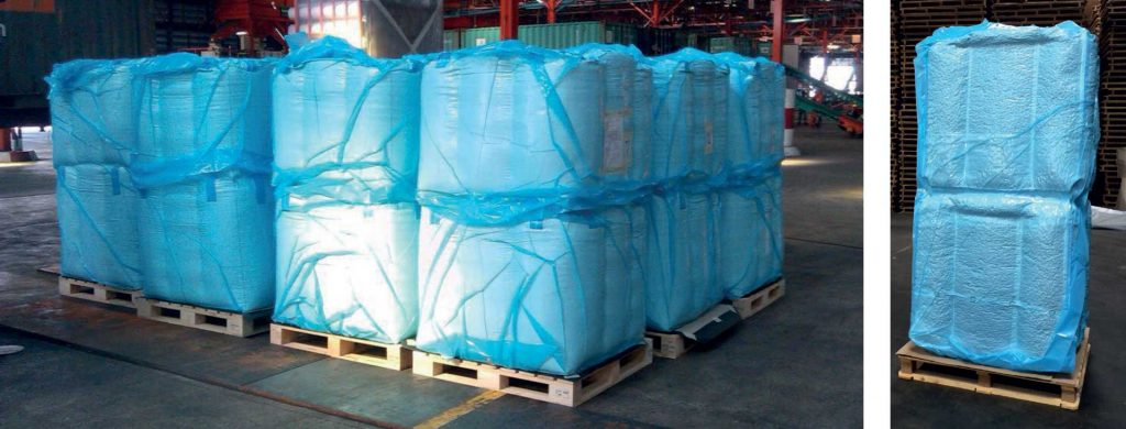 VacQpack Outer Liner for Bulk Bag Totes