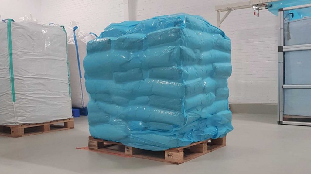 VacQPack Outer Liner for 20kg Bags